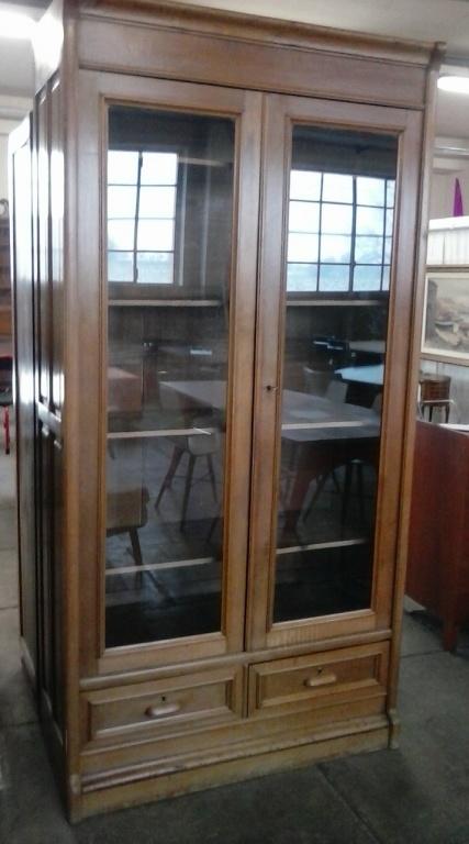 Armadio 2 ante vetro - Blitz Bovisa, Milano | Vendita di oggetti e ...